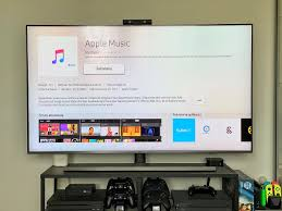 Samsung bắt tay Apple, đem Apple Music lên Smart TV
