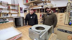 building a air cleaner jays
