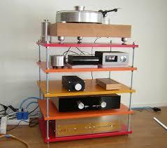 audio rack diy world of turntables
