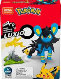 Pokemon Luxio Set Mega Construx - ToyWiz