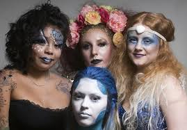 Students hone their makeup skills during competition - News -  vvdailypress.com - Victorville, CA