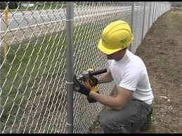 Easy Twist Fence Ties Youtube
