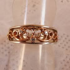 clogau sterling silver and welsh gold