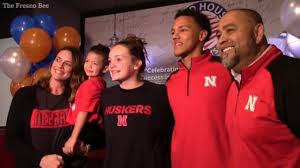 Nebraska names Adrian Martinez out of Clovis West starting QB ...