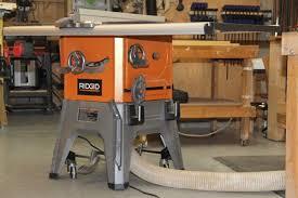 Ridgid 10 Inch 13 Amp Table Saw R4512 Concord Carpenter