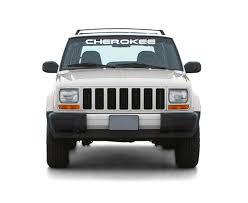 Buy Jeep Cherokee Windshield Sticker Vinyl Decal White 3 X33 Jeep Wave Eat Sleep Jeep Jeep Hand Sj Xj Zj Wj Wk Wk2 Zj Wj Wk Wk2 White In
