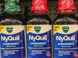 is nyquil a good way to stay asleep