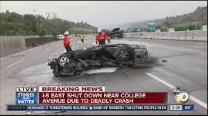 Fatal crash shuts down I-8 East at ...
