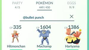 Pokemon Go Search Terms: What They Are and How They Work - GameRevolution