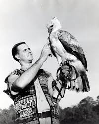 Jim Fowler, Naturalist and a Face of TV's 'Wild Kingdom,' Dies at 89 - The  New York Times