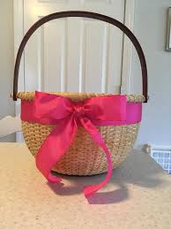wedding basket nantucket basket