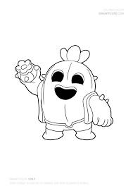 How To Draw Spike Super Easy Kleurplaten Tekenen
