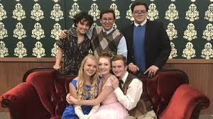 Poway High's 'You Can't Take It with You' opens Thursday - Hartford Courant