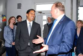 USAID Administrator Dr. Rajiv Shah visits the Et Cetera wi… | Flickr