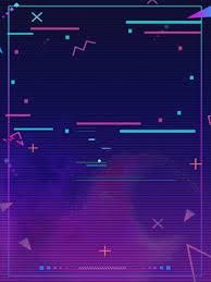 Fondo De Publicidad Fresco Lineas Purpura Color Juvenil