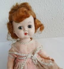 BLOCK DOLL CO. ~ Vintage 1950's HP Miss Addie Walker Doll 10 ...