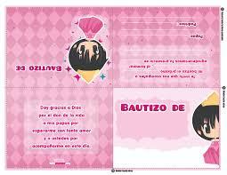 Invitacion De Bautizo De Princesa Para Imprimir