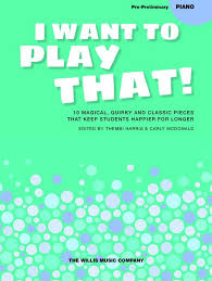 I want to play that - Series edited Carly McDonald and Thembi Harris –  Blackrock Music