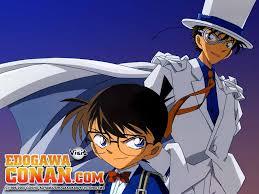 Conan vs Kaito Kid