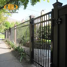 High Quality Iso Factory Direct Beautiful Design House Main Steel Fence Gate Designs Buy House Main Gate Designs House Gate Designs Gate Design Product On Alibaba Com