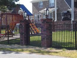 Aluminum Fences Matthews Fence Supply Co