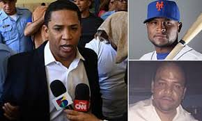 Ex-MLB player Octavio Dotel protests his innocence after drugs arrest in  the Dominican Republic | Daily Mail Online