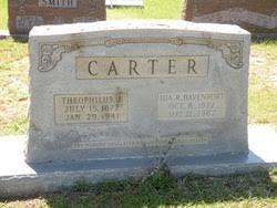 Ida Ruth Davenport Carter (1872-1967) - Find A Grave Memorial