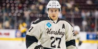 The Capitals have reassigned defenseman Aaron Ness to the Hershey Bears -  RMNB