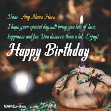 birthday wishes editing for all relations