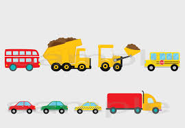 Bus Trucks And Dump Truck Wall Decal Stickers Oth 0001 69 99 Westickerthang Offers A Wide Variety Of Sticker Wall Decals Wall Nursery Art And Car Window Stickers For Decorating Walls Or
