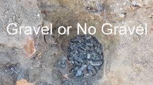 Should You Put Gravel At The Bottom Of A Wood Fence Post Youtube