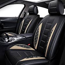 auto leather universal car seat cover