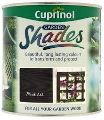 Cuprnol 5083469 Cuprinol 2 5l Garden Shades Black Ash Amazon Co Uk Diy Tools Shade Garden Cuprinol Garden