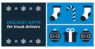 truck drivers this holiday season