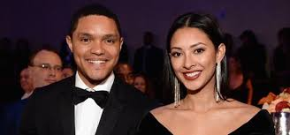 5 times Trevor Noah and Jordyn Taylor were the cutest couple   Channel
