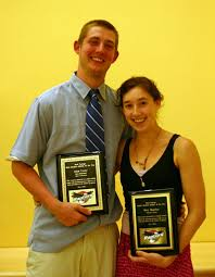 Mary Magellan and Adam Turner Named Bard College Student Athletes of the  Year