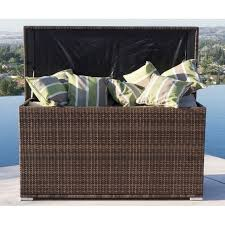 outdoor cushion storage container