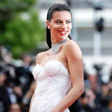 Adriana Lima Announces That She's Married to Herself