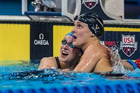 Katie Ledecky, Leah Smith Continue Distance Domination With 1-2 ...