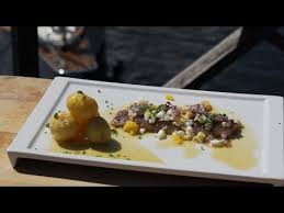 swedish smorgasbord with chef gert