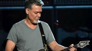 Addio al chitarrista Eddie Van Halen