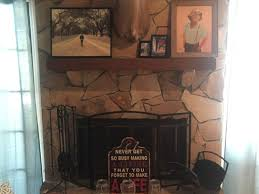 should i paint my stone fireplace white