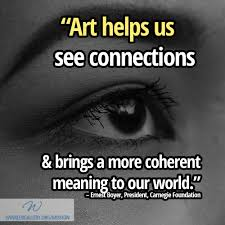 inspirational quotes about art education artists winkler