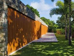 Cool Fence Design For Home Exterior 2020 Ideas