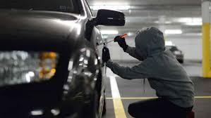 motor vehicle theft scheme