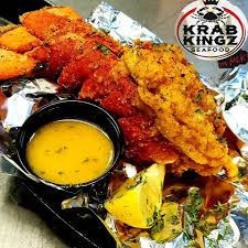 Krab Kingz Seafood ATL - Home - Atlanta ...