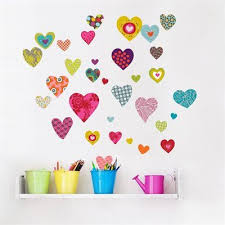 Adzif Mia905 Mia Co Rialto Wall Decals Heart Wall Decal Space Wall Decals Wall Decals
