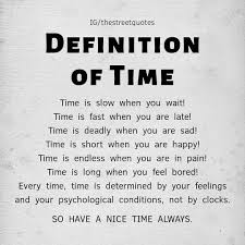 definition of time time motivational images inspiring life quotes