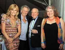 Silvermine 90th anniversary gala a success; Keith Richards, Patti ...