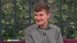 IRELAND AND EUROPE YOUNG SCIENTIST AWARD WINNER ADAM KELLY - YouTube